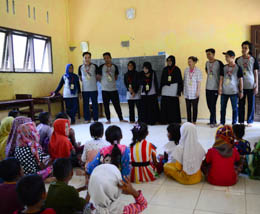 Aceh Peace Camp 2016