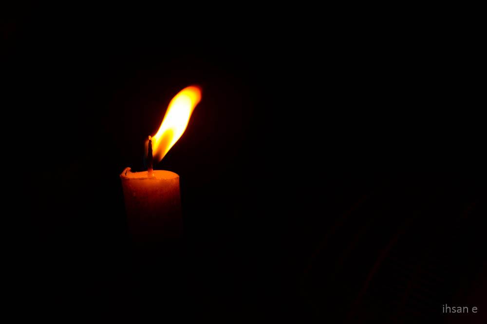 Malam pertama disambut dengan mati lampu di Ronon