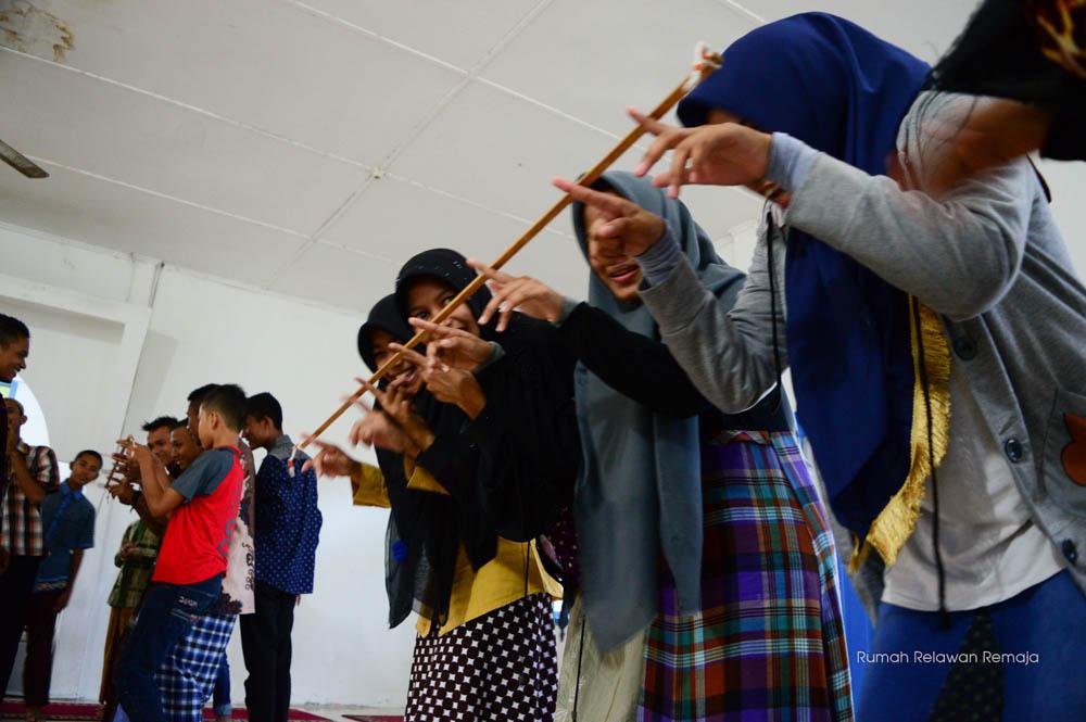 Suasana pembukaan acara buka bersama Rumah Penyantun Mumhammadiyah Banda Aceh