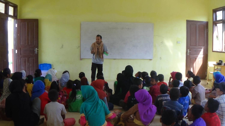 Desa Bah, Aceh Tengah