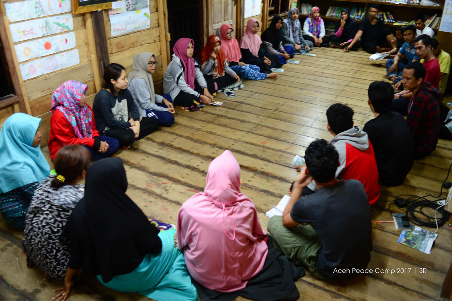 Orientasi Aceh Peace Camp 2017