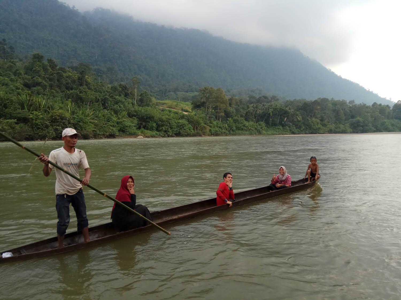 Desa Baling Karang, Aceh Tamiang