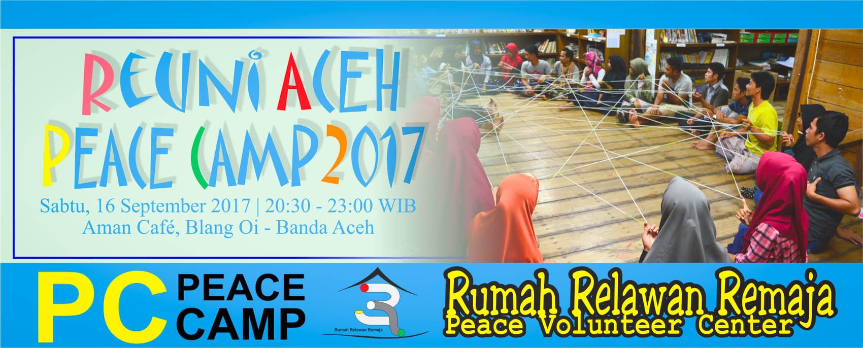 Reuni Peace Camp 2017