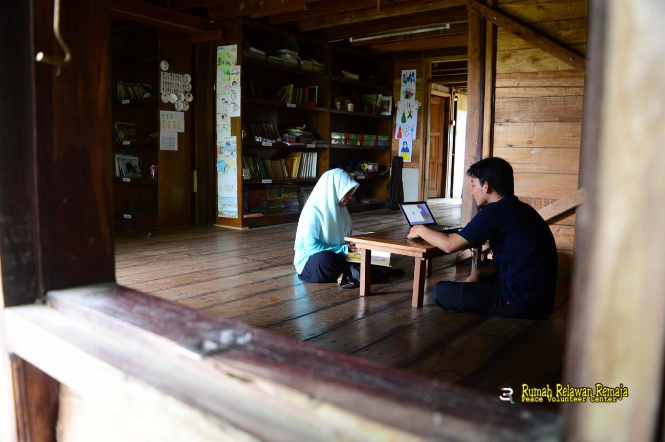 Program Pustaka Kampung Impian Siap Melakukan Penempatan Pertama di Pulo Aceh