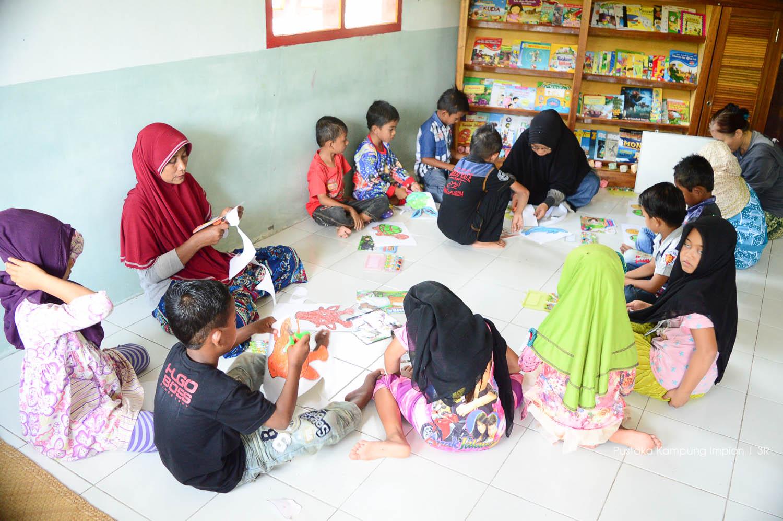Aktifitas anak-anak