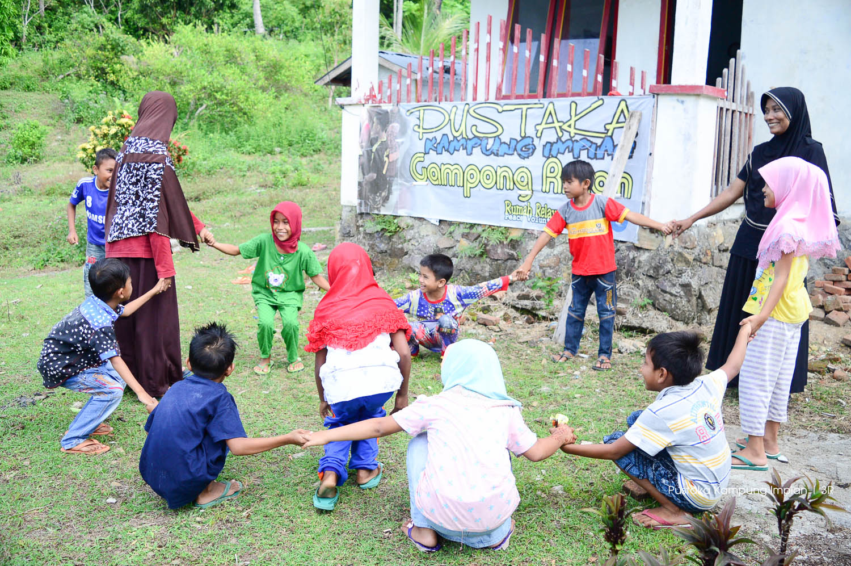 Cerita Dari Pustakawan Rinon – Pulo Aceh