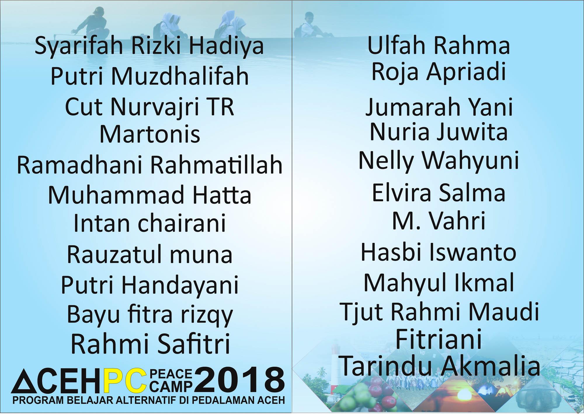 nama peserta 2-2