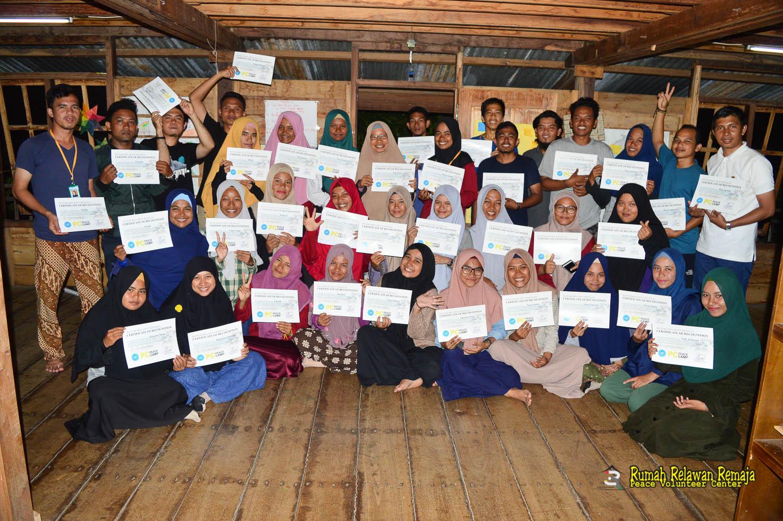 Aceh Peace Camp 2018, Membentuk Rindu dan Diri yang Baru Dalam Seminggu