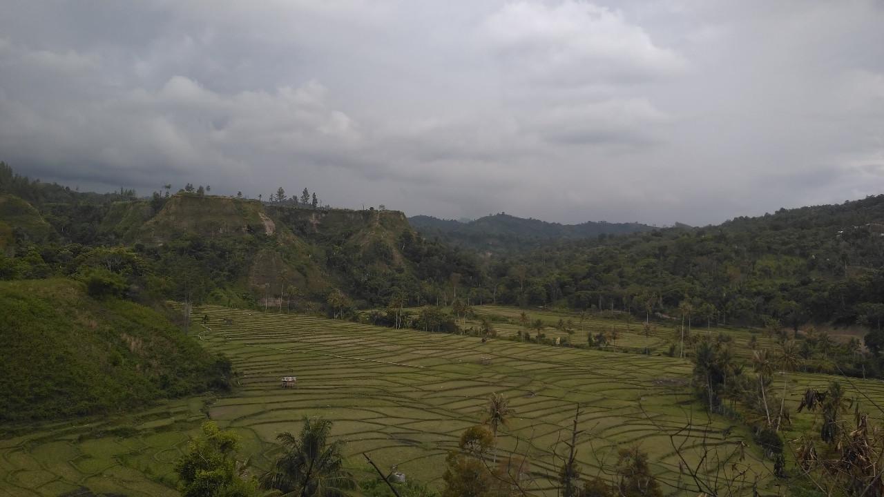 Oktober, Bulan Pertama di Desa Bah