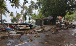 Bencana Tsunami Menerjang Selat Sunda di Penghujung Tahun 2019