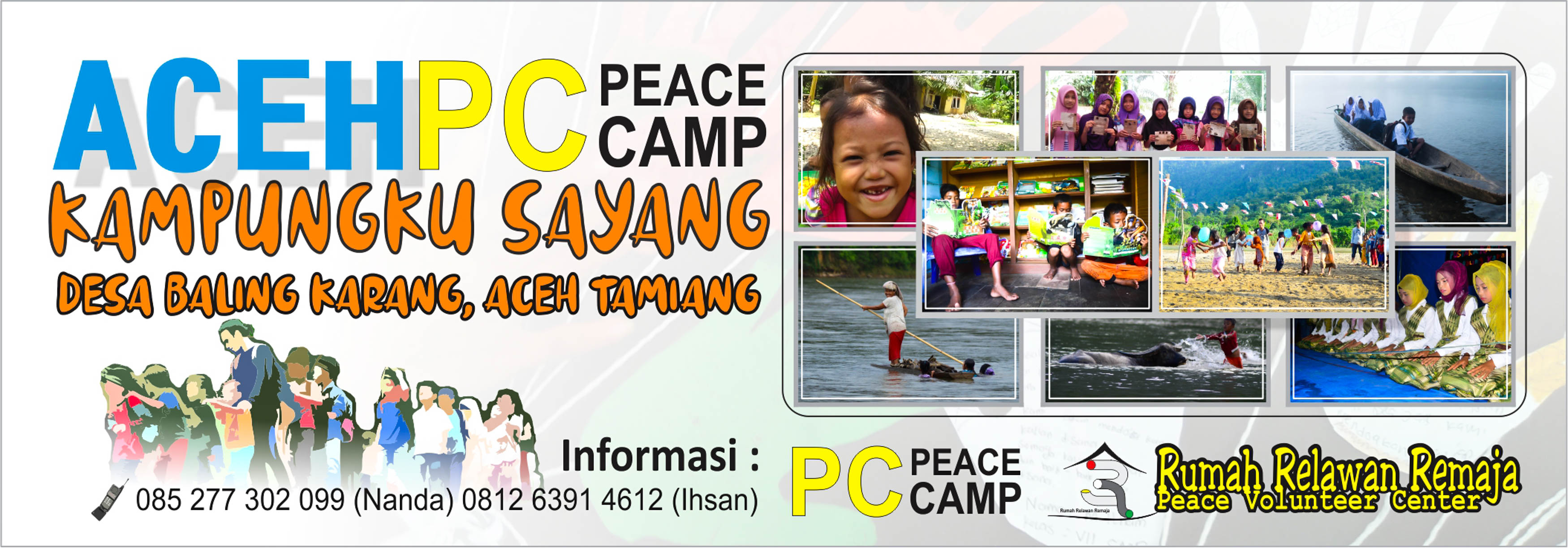 Formulir Aceh Peace Camp 2019