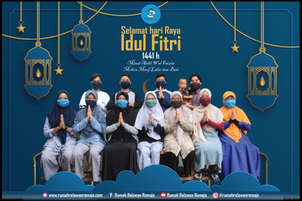 Happy Eid Mubarak from 3R Volunteers
