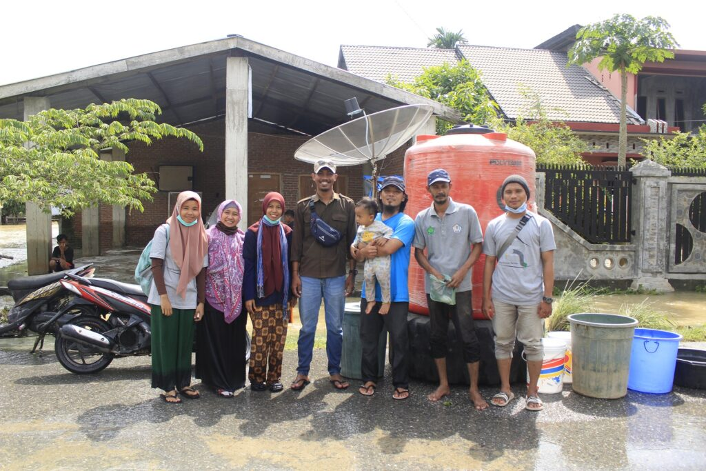 Tanggap Bencana 3R di Aceh Utara